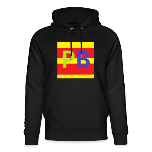 youtube pipobrothers tshirt kind - Uniseks bio-hoodie van Stanley & Stella