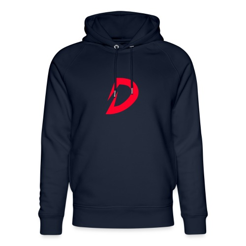 Destra Logo by Atelier render red - Uniseks bio-hoodie van Stanley & Stella