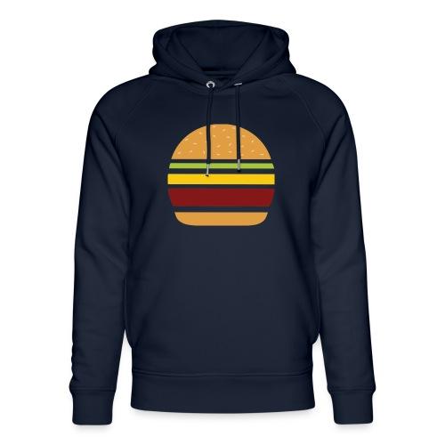 Logo Burger Panhamburger - Sweat à capuche bio Stanley & Stella unisexe
