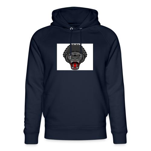 gorilla - Uniseks bio-hoodie van Stanley & Stella