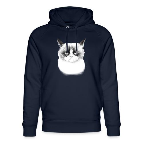 Grumpy Cat - Unisex Organic Hoodie by Stanley & Stella