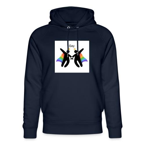 LGBT Gay - Stanley & Stella unisex hoodie af økologisk bomuld
