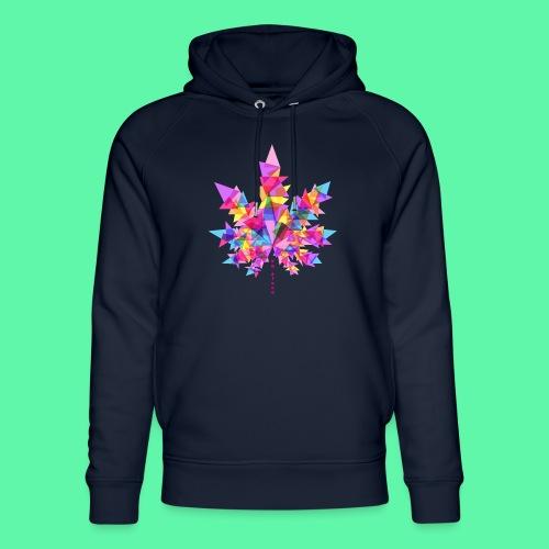 Mary Jane pink - Stanley & Stella unisex hoodie af økologisk bomuld