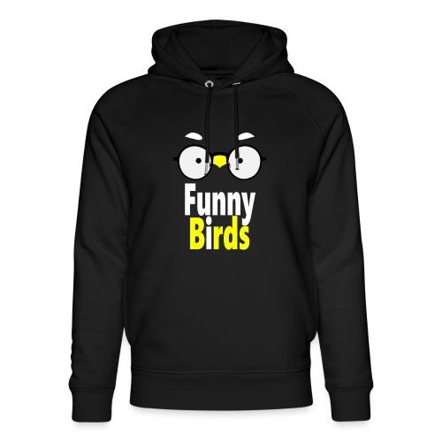 Funny Birds - Stanley & Stellan unisex-luomuhuppari