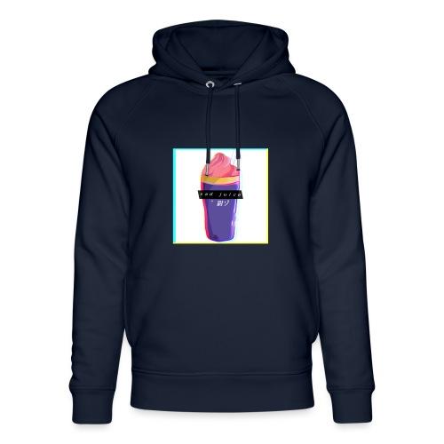 Sad juice - Unisex Organic Hoodie by Stanley & Stella