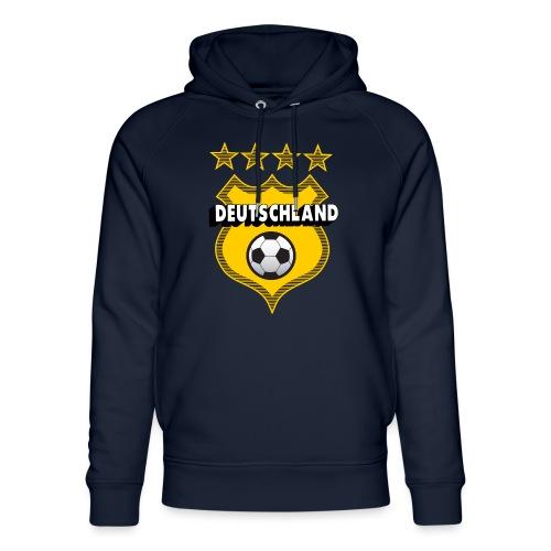 Deutschland Fußball - Uniseks bio-hoodie van Stanley & Stella