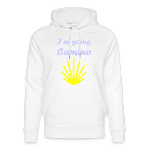 Going Camino - Stanley & Stella unisex hoodie af økologisk bomuld