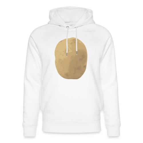 Aardappel - Uniseks bio-hoodie van Stanley & Stella