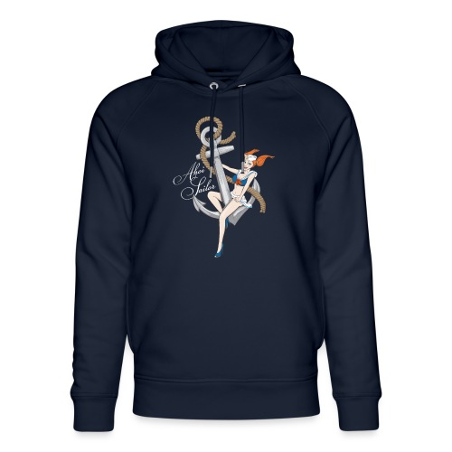 Ahoi Sailor - Unisex Bio-Hoodie von Stanley & Stella