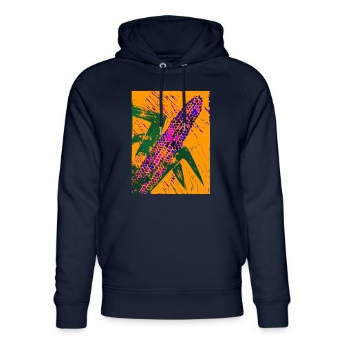 Mais violett - Unisex Bio-Hoodie von Stanley & Stella
