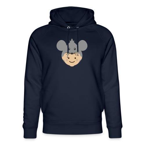 Mr Mousey   Ibbleobble - Unisex Organic Hoodie by Stanley & Stella