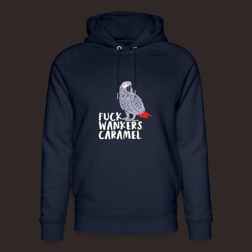 Fluchender Papagei | Vogel lustig Inspiration - Unisex Bio-Hoodie von Stanley & Stella