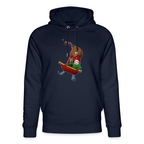 Davincstyle slee achtbaan - Uniseks bio-hoodie van Stanley & Stella