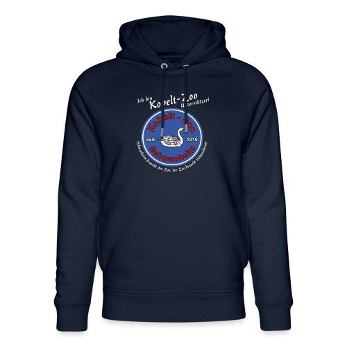 Highlanders Kobelt-Zoo Benefiz Shirt - Schwan - Unisex Bio-Hoodie von Stanley & Stella