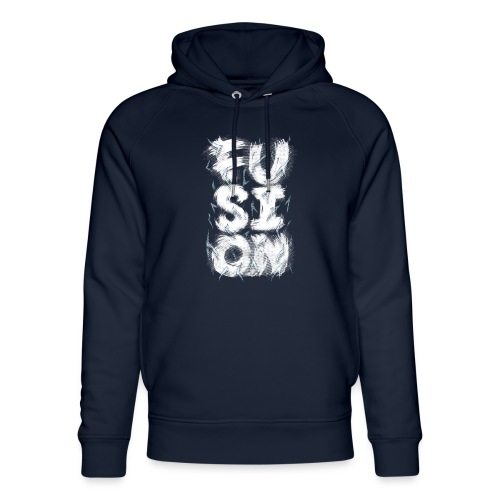 Fusion - Unisex Organic Hoodie by Stanley & Stella