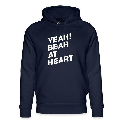 Yeah Bear at Heart - Unisex Bio-Hoodie von Stanley & Stella