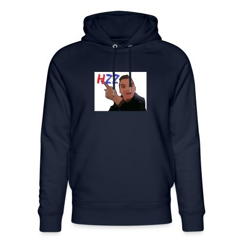 hetzeizo t-shirt man - Uniseks bio-hoodie van Stanley & Stella