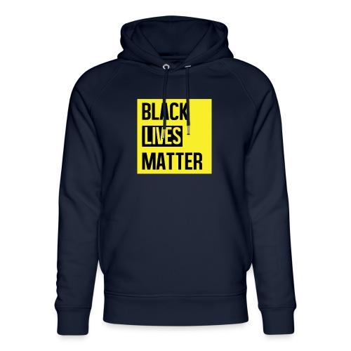 Black Lives Matter (yellow) - Uniseks bio-hoodie van Stanley & Stella