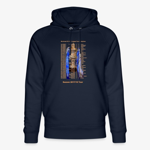 Montrose League Cup Tour - Unisex Organic Hoodie by Stanley & Stella