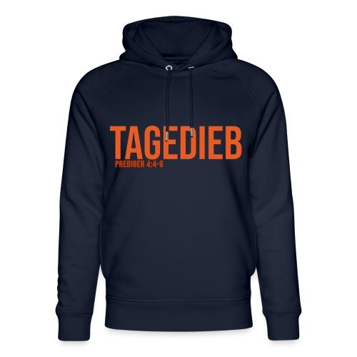 TAGEDIEB - Print in orange - Unisex Bio-Hoodie von Stanley & Stella