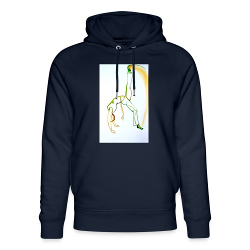 small capo 4 - Unisex Organic Hoodie by Stanley & Stella