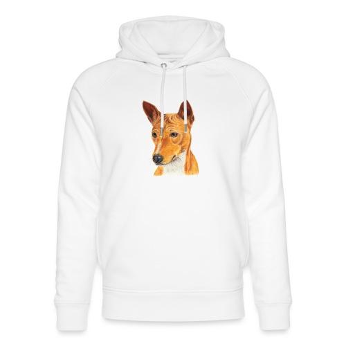Basenji - Stanley & Stella unisex hoodie af økologisk bomuld