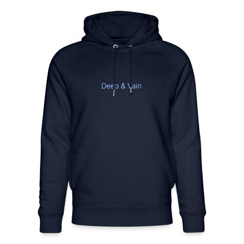 Deep&Vain Text Logo - Uniseks bio-hoodie van Stanley & Stella