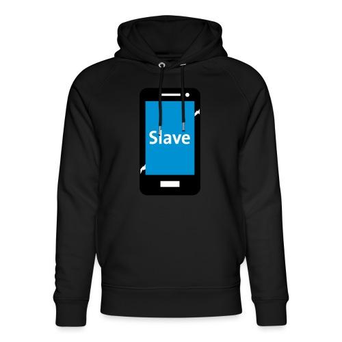 Slave to my phone 1 - Uniseks bio-hoodie van Stanley & Stella