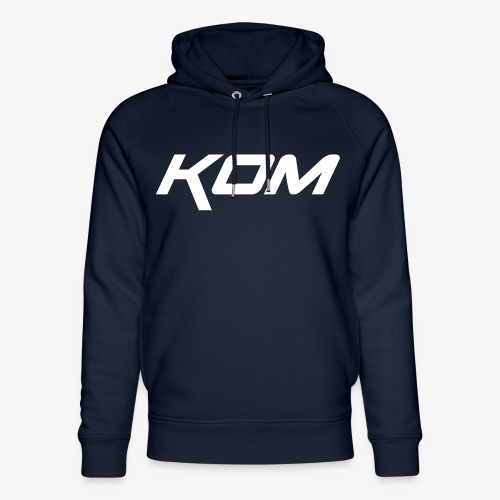 king of the mountain mtb - Unisex Organic Hoodie by Stanley & Stella