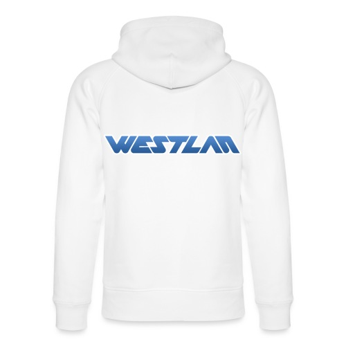 WestLAN Logo - Unisex Organic Hoodie by Stanley & Stella