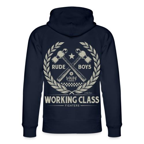 Working Class - Sudadera con capucha ecológica unisex de Stanley & Stella