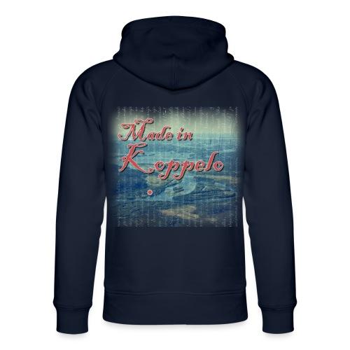Made in Koppelo lippis - Stanley & Stellan unisex-luomuhuppari