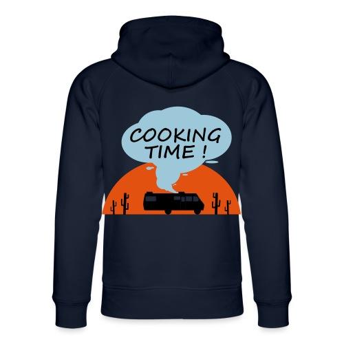Cooking Time - Sweat à capuche bio Stanley & Stella unisexe