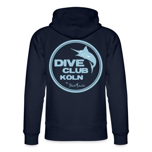 BlueMarlin - DiveClub Köln - Unisex Bio-Hoodie von Stanley & Stella