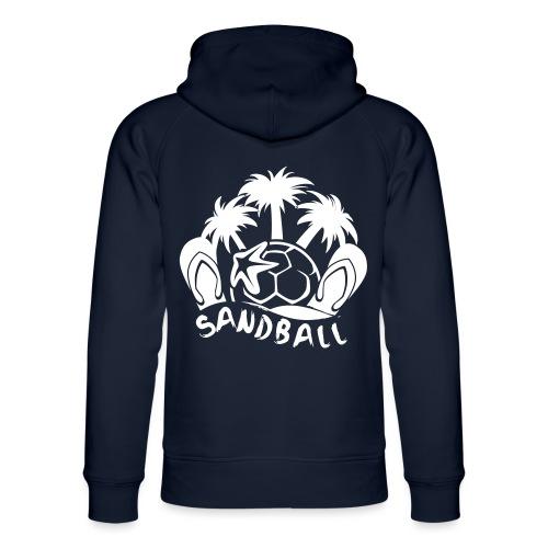 SANDBALL - Sweat à capuche bio Stanley & Stella unisexe