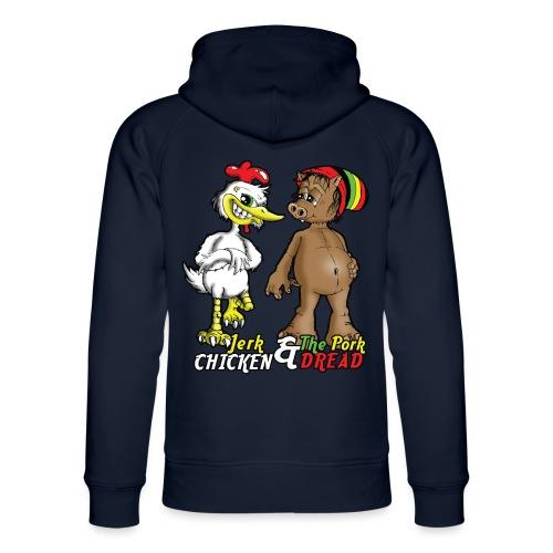Jerk chickenPork Dread - Unisex Organic Hoodie by Stanley & Stella