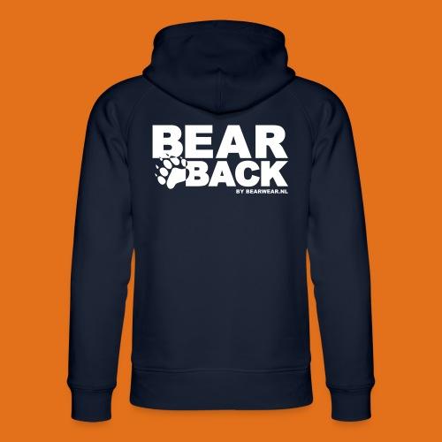 bearback new - Unisex Organic Hoodie by Stanley & Stella