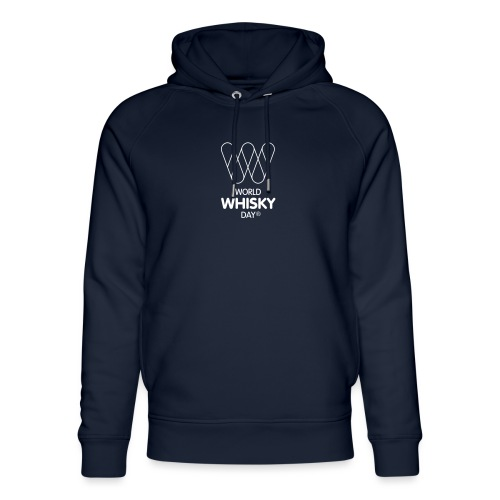 WWD logo - Unisex Organic Hoodie by Stanley & Stella