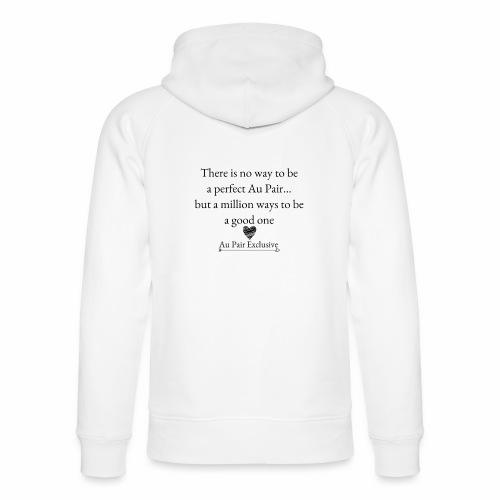 Perfect au pair - Uniseks bio-hoodie van Stanley & Stella