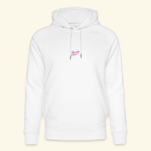 Beauty Girl Ltd logo web medium - Stanley & Stella unisex hoodie af økologisk bomuld