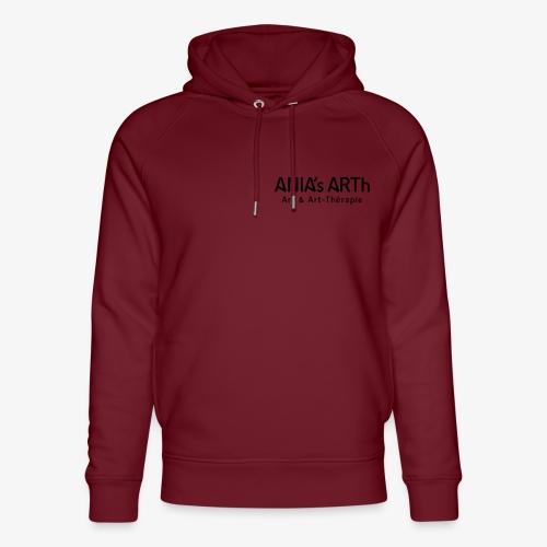 ANIA's ARTh Logo - Unisex Bio-Hoodie von Stanley & Stella