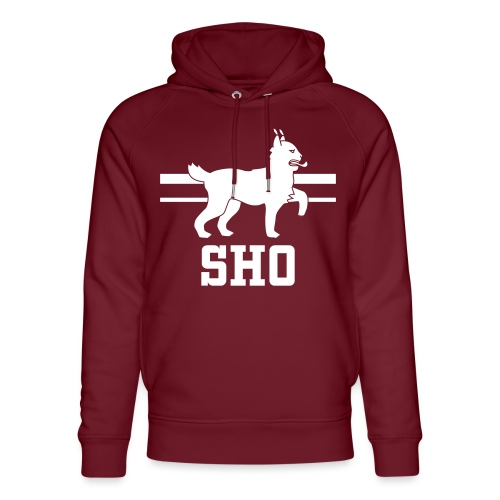 SHO Häme - Stanley & Stellan unisex-luomuhuppari
