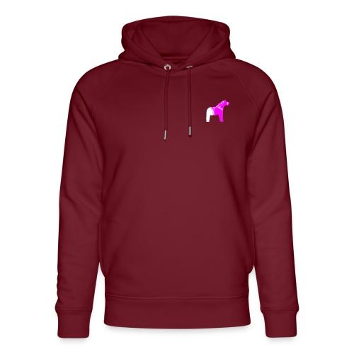 Dala by Pinni Art® pink - Unisex Bio-Hoodie von Stanley & Stella