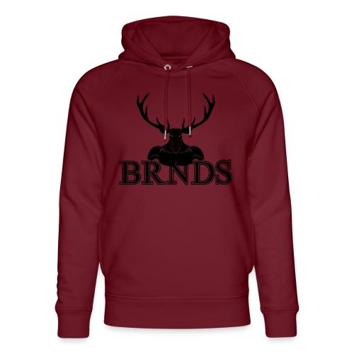 BRNDS - Felpa con cappuccio ecologica unisex di Stanley & Stella