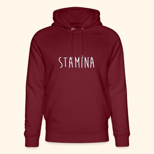 STAMINA - Sweat à capuche bio Stanley & Stella unisexe