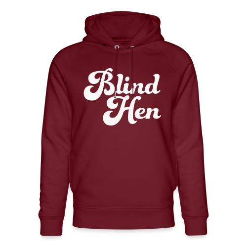 Blind Hen - Bum bag, black - Unisex Organic Hoodie by Stanley & Stella