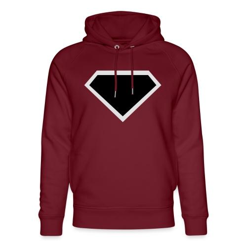 Diamond Black - Two colors customizable - Uniseks bio-hoodie van Stanley & Stella
