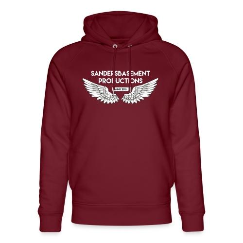 T SHIRT logo wit png png - Uniseks bio-hoodie van Stanley & Stella