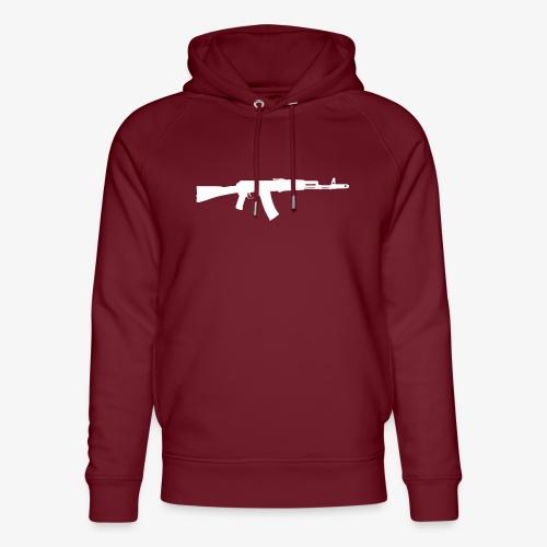 Kalashnikov Series - Unisex Organic Hoodie by Stanley & Stella