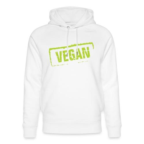 Vegan - Uniseks bio-hoodie van Stanley & Stella